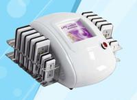 máquina de láser para quemar grasa al por mayor-diodo lipolasercellulite grasa eliminación de la quema de lipo láser máquina de adelgazamiento corporal