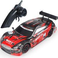 4wd дрейфующие автомобили оптовых-Rc Car 4wd Высокоскоростной дрифт гоночный автомобиль Rc Drift Car drive Съемный беспроводной 2.4g Игрушки для детей