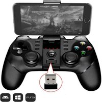 Wholesale ios laptop for sale - Group buy Bluetooth G wireless Game Controller for Android iOS mobile phone Windows laptop wireless game console Joystick Gamepad T191227
