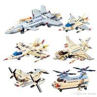 Wholesale minifigures toys for sale - Group buy Building Blocks Model Counter terrorism military model Minifigures Assemble the diy fighter tank battleship Early Childhood Education toys