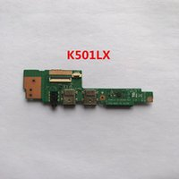 Wholesale intel laptop boards resale online - High quality for K501LX Notebook PC board power board power swith Pro audio USB board fully tested