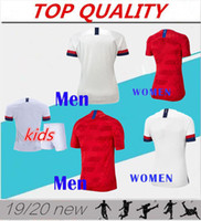 Wholesale world cup jerseys usa resale online - men kids World cup America Soccer Jersey United States Shirt USA PULISIC LLOYD KRIEGER woman Football Uniform