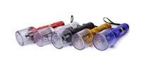 alüminyum alaşımlı rulo toptan satış-Renk karışık toplu el feneri sigara değirmeni alüminyum alaşım elektrikli sigara rulo nokta GT7013
