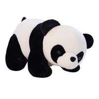 niedlicher plüsch gefüllter panda großhandel-Neue Art und Weise nette Panda-Form-Plüschtier-weiche Plüschtier-Puppe-Ausgangsdekoration Neue nette Plüschtiere EEA314