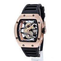 relógios de quartzo big bang venda por atacado-66 Luxo Moda Esqueleto Relógios Homens ou Mulheres Crânio esporte Quartz Watch Big Bang dos homens Quentes de Quartzo Relógios Atacado Frete Grátis