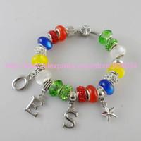encomendas encantos venda por atacado-1 pc Ordem da Estrela Oriental Charm Bracelet Party Mulheres Homens Bead Charm Bracelet