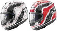 cores do capacete da motocicleta venda por atacado-Capacete da motocicleta da cara cheia da borda de Arai Corsair-X Mamola todos os tamanhos e cores