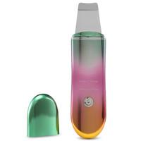 gesichtsreinigungsgerät groihandel-Wiederaufladbare Ultraschall-Ion-Gesichts-Haut-Wäscher-Gesichtsreinigungsmittel, Reinigungs Spatel Peeling Vibration Gesichtsreinigungsgeräte Werkzeuge RRA1340