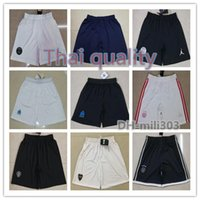 Wholesale thai tops for sale - Group buy Top thai quality psg soccer Shorts Ajax marseille Boca football shorts Brazil Argentina Mexico national team Short Pants