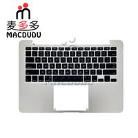 üst klavye toptan satış-Yeni ABD klavye Üst Kılıf Ile Macbook Retina A1502 Için 2015 Yıl 2015 Yıl Üst Kılıf Topcase