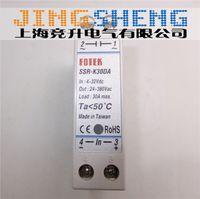 Wholesale single relay module resale online - SSR K30DA FOTEK New Original Single phase Guideway Solid State Relay Module