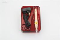 controles de nível venda por atacado-Recarregável Dr. caneta M5 Wireless Derma Pen 5 Velocidades de Vibração de Nível Controladas