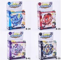 Wholesale classic beyblade toys for sale - Group buy Beyblade Metal Funsion Set Kid Spinner Burst Toys D With Launcher And Handle Spinning Top Classic Toy Burst Fighting Gyro B34 B35 B41 B59