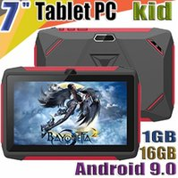 Wholesale kids tablets with wifi for sale - Group buy factory kid Tablet PC Q98 Quad Core Inch HD screen Android AllWinner A50 GB RAM GB Q8 with Bluetooth wifi for children