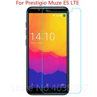 Wholesale prestigio phone online – custom Tempered Glass For Prestigio Muze E5 LTE Screen Protector H D Phone Protective Glass For Prestigio Muze E5 LTE