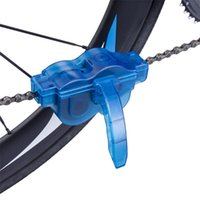 Portable Mountain Bike Chain Washer Cleaner Road Bike Chain Cleaner Tool 150g