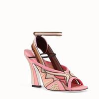 Wholesale shoes fashion decoration resale online - New European style classic men and women Unisex sandals fashion shoes vamp solid metal belt buckle comfort letter decoration