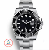 Wholesale top men s luxury watches for sale - Group buy Top ceramic mens mechanical stainless with logo men s luxury watches L mechanical watches relogio de luxo wristwatch