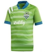 Wholesale seattle home for sale - Group buy 2020 Customized Seattle Sounders ROLDAN RUIDIAZ LODEIRO PONZIO PRATTO TORRES Home Thai Quality Soccer Jerseys football