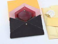 bolsa de almacenamiento de boxeo al por mayor-Diseñador de bolsos de lujo monederos 3 set carteras de marca de la mujer Titular de la tarjeta Monederos Moda bolsa de almacenamiento con caja 62034