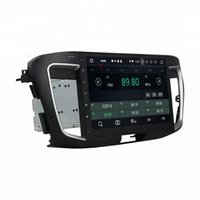carro dvd mp3 gps venda por atacado-1024 * 600 HD 4 GB de RAM 64 GB ROM 2 din 10.1