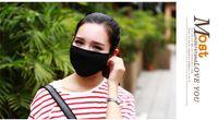 anti-nebel-staubmaske großhandel-Dropshipping Unisex Weiche Gesicht Baumwolle Mundmaske Filter Anti Staubmaske Gas Verschmutzung Maske Gesundheitswesen Anti-fog Dunst Masken