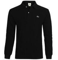 стильные рубашки поло оптовых-Мужская одежда рубашки поло летние рубашки поло мужские рубашки свободные дышащие полосатые надписи печати стильный повседневный стиль итальянский