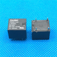(5pieces lot)100%Original New TIANBO TRKM S-Z L 12VDC TRKM S-Z L 24VDC 5PINS 20A DC12V DC24V Power Relay