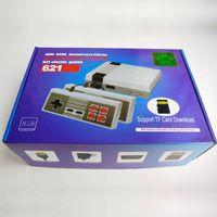 tarjeta de salida al por mayor-La nueva consola de juegos NES 621 HD TV HDMI con el juego de cartas TF no repite el clásico nostálgico mini
