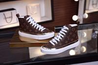 zapatillas deportivas al por mayor-Nuevo Casual High-top Shoes Mujer Roller Artes Marciales Senderismo Golf Fitness Ciclismo Bolos Baloncesto Zapatillas de deporte Zapatos Zapatos de vestir