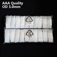 Wholesale AAA Quality OD mm M FT Fast Charging Cord Aluminum Foil USB Data Sync Cable Charger For i s s Plus X and Samsung MQ200