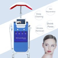 Wholesale microdermabrasion resale online - hydro dermabrasion facial machine microdermabrasion dermabrasion hydra facial beauty machine water dermabrasion vacuum remove dead skin cell
