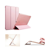 ipad promoções venda por atacado-Dobre tablet pc case capa para ipad 3 4 air 2 10.5 mini 4 5 pro 10.5 ipad case promoção