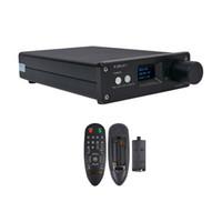 Wholesale optical digital audio input resale online - AIYIMA OLED Digital Power Amplifier USB Optical Coaxial Input BIT K Audio Amplificador STA326 PCM2706 AK4113 W W