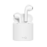 auriculares universales para teléfonos inteligentes al por mayor-i7mini TWS 5.0 Auriculares inalámbricos Auriculares Bluetooth Estéreo Auriculares con caja de carga para todos los teléfonos inteligentes de la tableta Bluetooth Auriculares