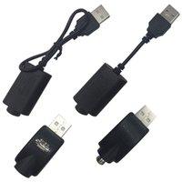 e zigarettengewindeadapter großhandel-Drahtloses Ego-Ladegerät mit 510 Fäden E Smart 808D Mini-USB-Ladeadapter für E-Zigarette Evod Batterieknospe Touch Smart Cart Batterie Vape Pen