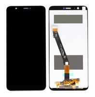 huawei bağlantısı toptan satış-Uygulanabilir Huawei P SMART LCD montaj Dokunmatik ekran montaj Lcd