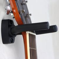 apoya guitarras al por mayor-Soporte Durable para Guitarra Soporte para Guitarra Soporte de Guitarra Soporte de Guitarra para Guitarras Bajo Ukulele Instrumento de Cuerda Accesorios