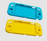 Wholesale switch nintendo case for sale - Group buy Soft Silicon Case Cover For Nintendo Switch Lite color simple opp