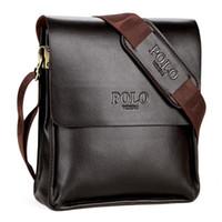 kaliteli erkek deri haberci çantası toptan satış-Hakiki deri çanta erkekler evrak İngiltere Stil omuz çantası adam erkekler için yüksek kaliteli iş crossbody çanta messenger çanta maletin bolsos