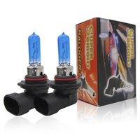 bulbo poderoso venda por atacado-2pcs 9005 HB3 100W halogênio luz brilhante branca do farol do carro lâmpadas Bulb Powerful alta qualidade l0430 Prático Durável
