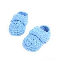 tığ işi bebek ayakkabıları çoraplar toptan satış-