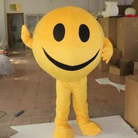 Wholesale bean movie for sale - High quality hot sale happy face soybean yellow soya beans mascot costumes for adults for sale