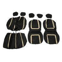 Wholesale car air dry resale online - Seasons Car Seat Cover Detachable and easy to clean machine washable air dry Universal Vehicle Protective Covers