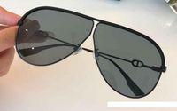 Wholesale slimming glasses resale online - 2019 simple fashion designer atmosphere driving travel glasses sunglasses Simple vacation slim frame sunglasses