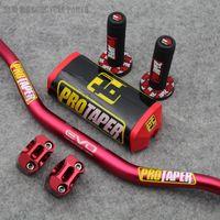 Wholesale motorcycle bike handlebar resale online - 1 MM Motorcycle Handlebars Fat Bars Grips Bar Pad Riser For Dirt Bike YZ250F YZ450F YZ250FX WR450F WR250F