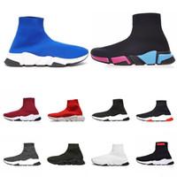 ingrosso calzini da golf di mens-2019 Scarpe da corsa sportive da uomo Ultra Speed Trainer Utility Triple S nere Scarpe da uomo bianche Sneakers da donna di lusso