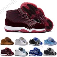 Wholesale georgetown 11s resale online - 11 Basketball Shoes Mens Bred Citrus Concord Bred Georgetown GS Sneakers Designer XI s For Men With Box Fast Delivery