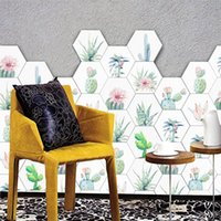 Wholesale living waters painting for sale - Group buy Culture Painting In Water Colours Style Wall Stickers A Living Room Bedroom Can Move Diy Split Joint Decoration Painting Lb017