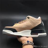 Wholesale justin boots for sale - Group buy Justin Timberlake s Air Bio Beige AV6683 s III Brown Men Basketball Sports Shoes Sneakers Good Quality Trainers With Original Bo